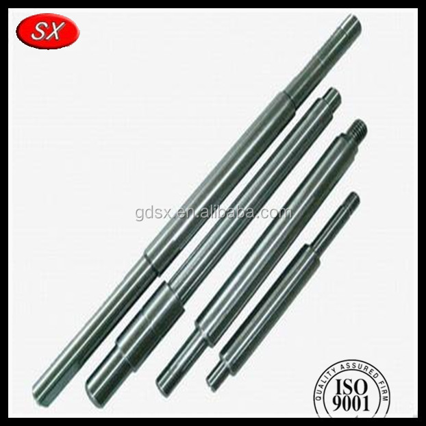 hollow stainless steel motor shaft,electric motor shaft,electric motor long shaft