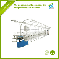 Equipment for the production of shoe / Shoe conveyor