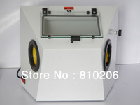 Portable sand blasting machine jewelry Small Sandblasting Machine Dental Tools Sandblasting equipment