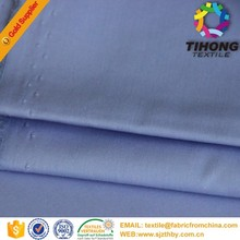 130 gsm plain dyed organic soft cotton fabric in hebei