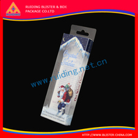 high quality custom Golf gloves plastic packaging boxes