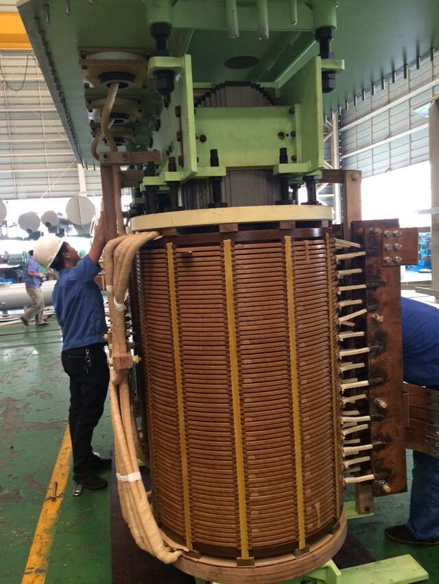 SFZ11 Series 220kv 63000kva Three Phase Three Winding Non-Excitation-Tap-Changing Power Transformer