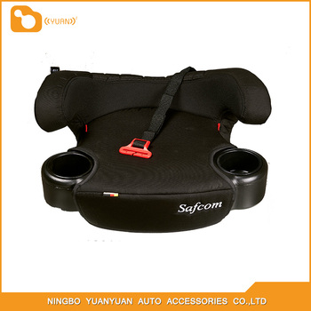 YY06B FMVSS213 New design booster car seat for Group 2+3 (15-36kg )