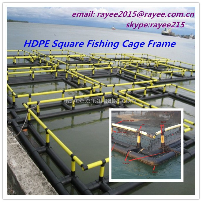 Fish Use and Aquaculture Traps Product Type fish cages with durable frame