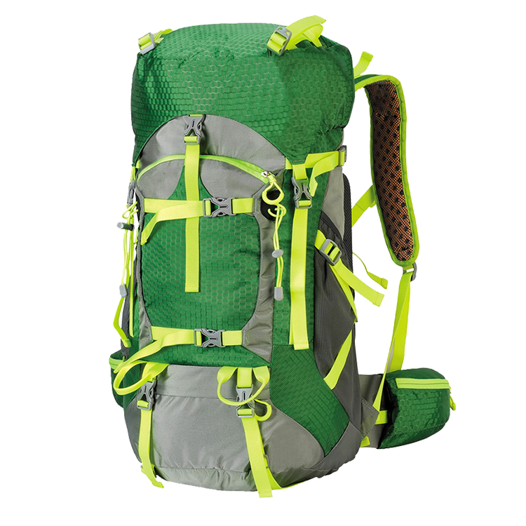 China Wholesale Cool Nylon Backpack Running