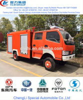 1000~3000 liter water/foam fire truck manufacturers europe