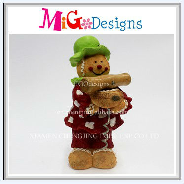 Wholesale And OEM Craft Factory Manufacture Art Craft Gift Cute Design Polyresin Wine Opener