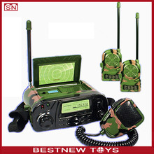 Tipo Fan kit <span class=keywords><strong>espião</strong></span> walkie talkies <span class=keywords><strong>brinquedo</strong></span> do miúdo