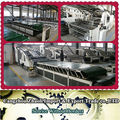 high speed fully automatic corrugated paperboard laminator