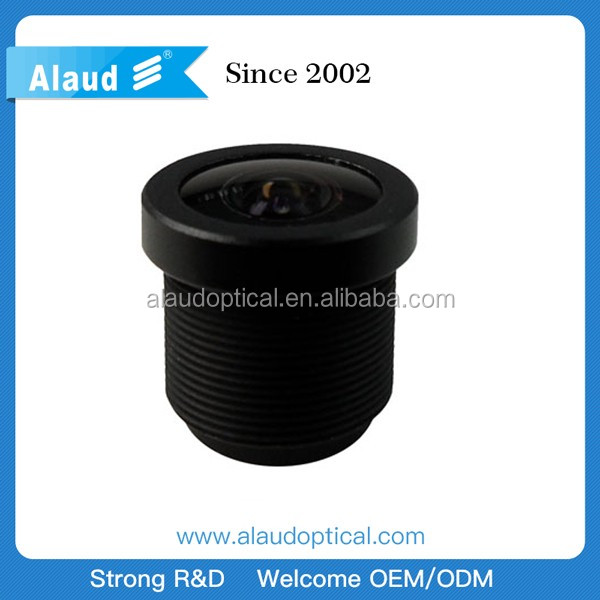 Top selling Fixed Iris 1.8mm M12 Board VGA Lens for security and surveillance application