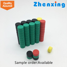 High quality Rubber Coated Neodymium Magnets