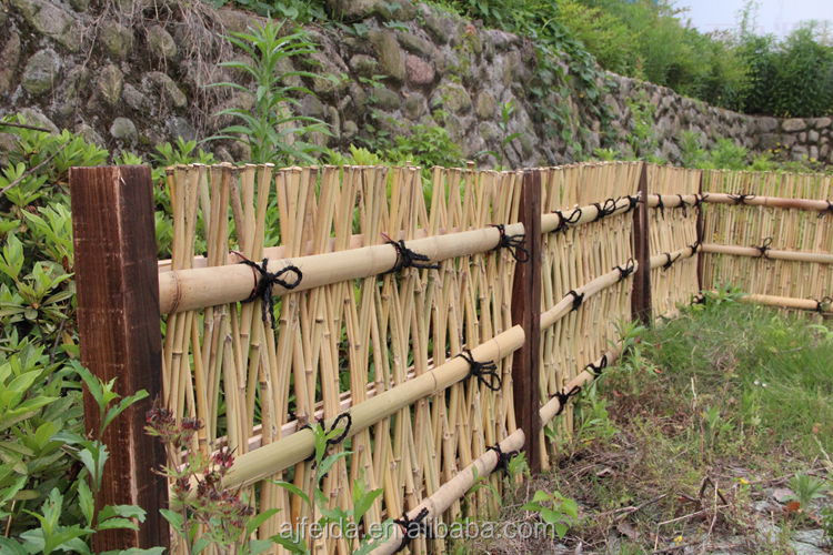 FD70301 Newest styles of bamboo fence