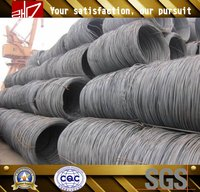 china factory lowest prices steel wire rod SAE1006-1008