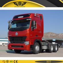 automatic transmission tractor truck with 420hp 480hp from china best suppliers