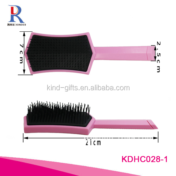 Bling Professional paddle Hair Brush for women