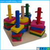 Educational Wooden Toy Geometric Shapes
