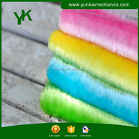 Colorful microfiber kitchen cleaning cloth kitchen wood fiber cloth dish cloth
