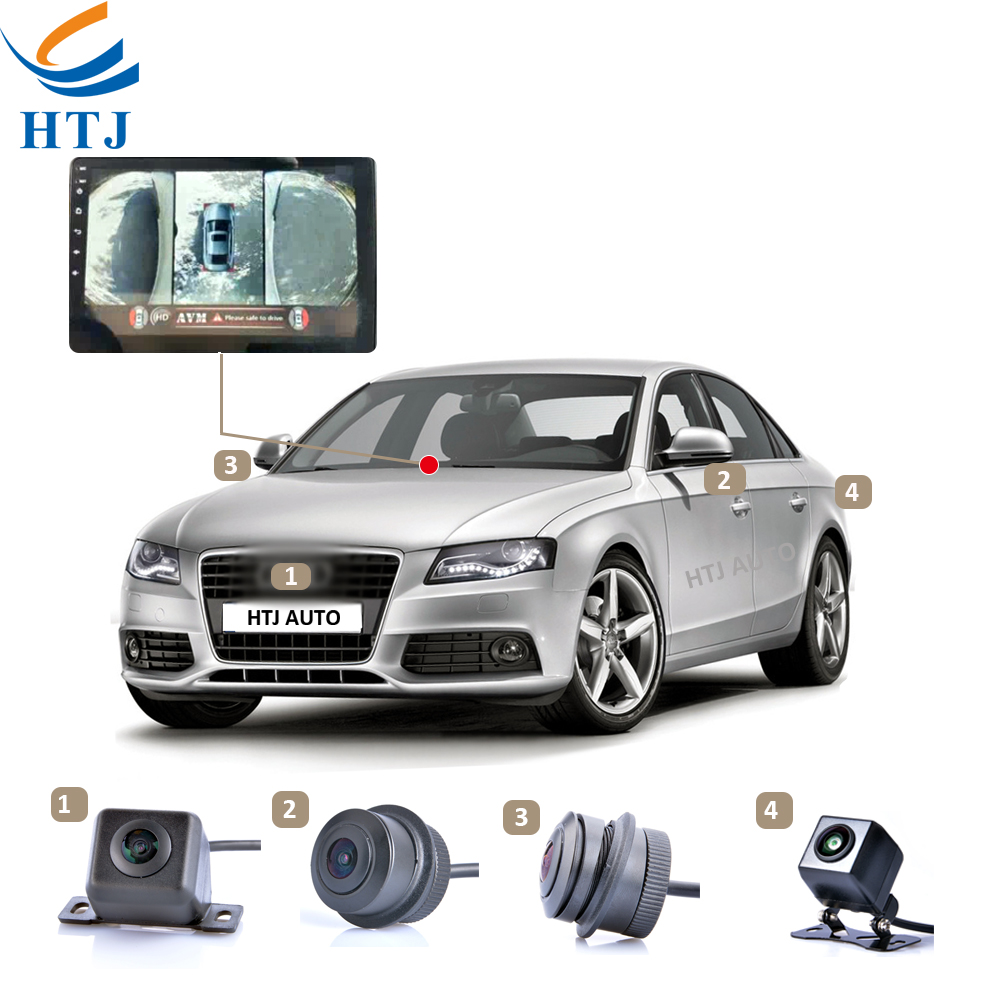 Auto Marking Point 2d Uhd 360 Degree Panoramic View Car Camera System - Buy  360 Degree Car Camera System,360 Degree Panoramic Parking System,360 ...