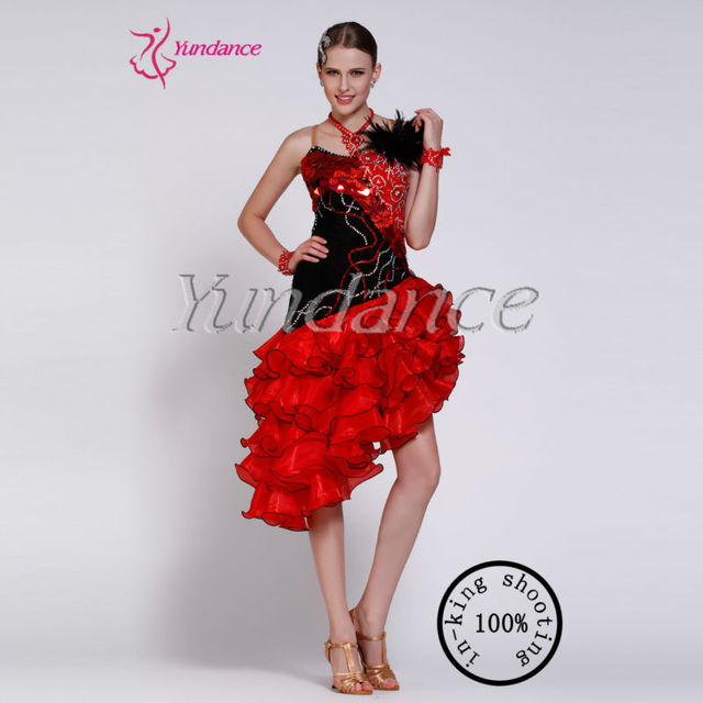L-11264 Spanish Dance Dress