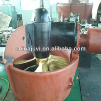ABS Approved 1000HP Hydraulic Z-Drive Marine Propeller For 28m Tugboat