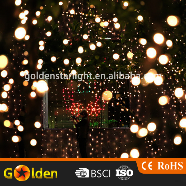 100 LED Portable Simple Use Party Festival Garden Camping led Christmas String Light