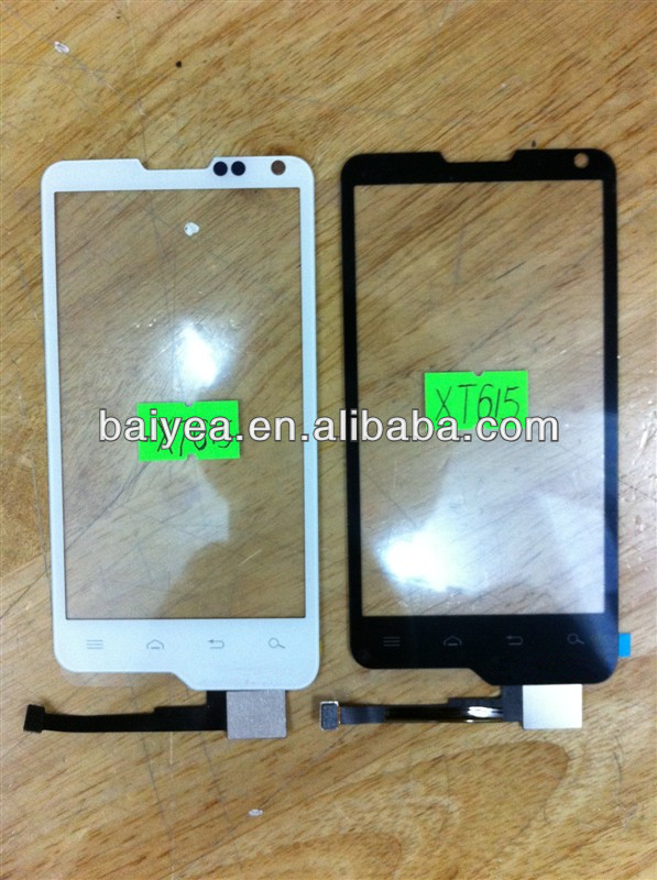 OEM new for Motorola xt615 digitizer touch screen parts