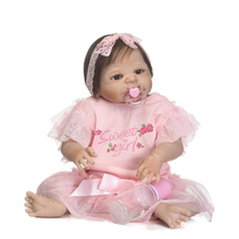 amazon cheap silicone reborn toddler life size newborn baby dolls