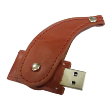 New products Leather usb flash drive made in china accept alibaba express WHOLESALE