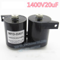 MFD-DA01 1400VDC 20UF 10UF Welder Capacitor 350VDC 50UF 500VAC 4UF 5UF 6UF Capacitor for Welder Machine