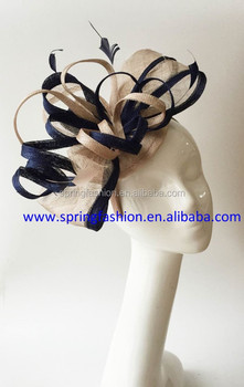Australian/British/American PARTY WEDDING RACES CHURCH fascinator wholesale,classical fascinator