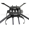 Carbon Quadcopter 650mm Wheelbase Multi-Rotor Aircraft Kit