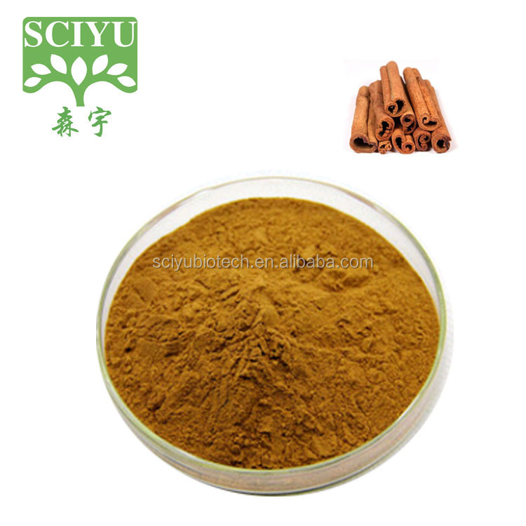 Natural Herbal Plant Cinnamon Bark Extract 30% Polyphenols