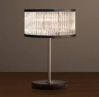 Modern luxury wholesale price crystal table lamps