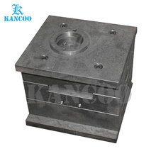 Plastic mould injection for washer spin cover