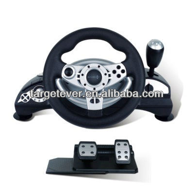 3 IN 1 Racing Wheel, Game Wheel, Steering Wheel for PC/PS2/PS3