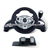 3 IN 1 Racing Wheel, Game Wheel, Steering Wheel for PC/PS2/PS3