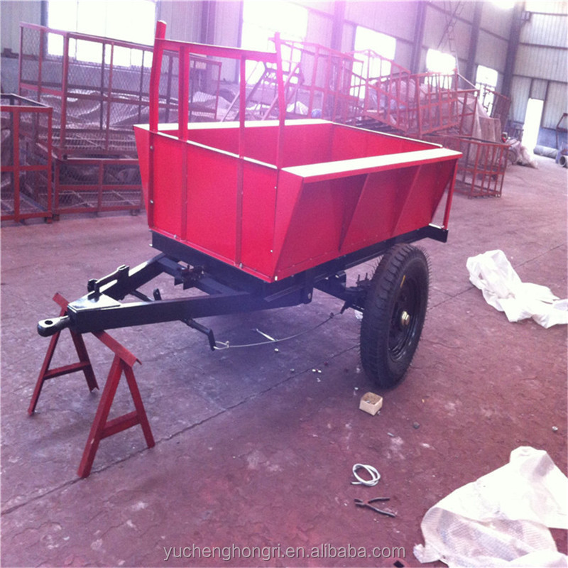 Farm trailer, means of transport trailers