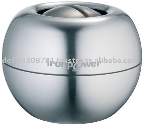 Made in Germany Powerball Metal Ironpower ForceOne Power Ball