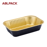 Manufacturer Food Grade Aluminum Foil Bowl Container Supply Top quality Aluminium Tray for Oven
