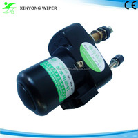 CE Certification 12V/24V DC wiper motor Specifications For Motorcycle Windshield