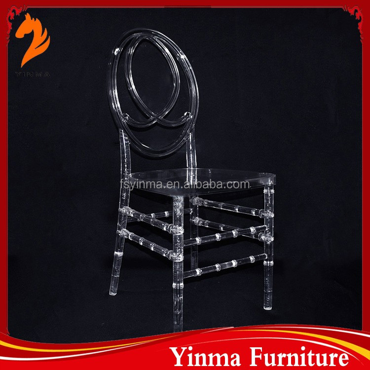 good price gold resin phoenix chair