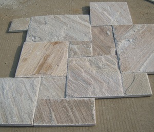 GBQW-Z Natural ivy off-white wall stone/rough surface wall stone/ solid stone brick wall panels