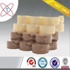 China supplier acrylic glue bopp adhesive buff brown packaging tape