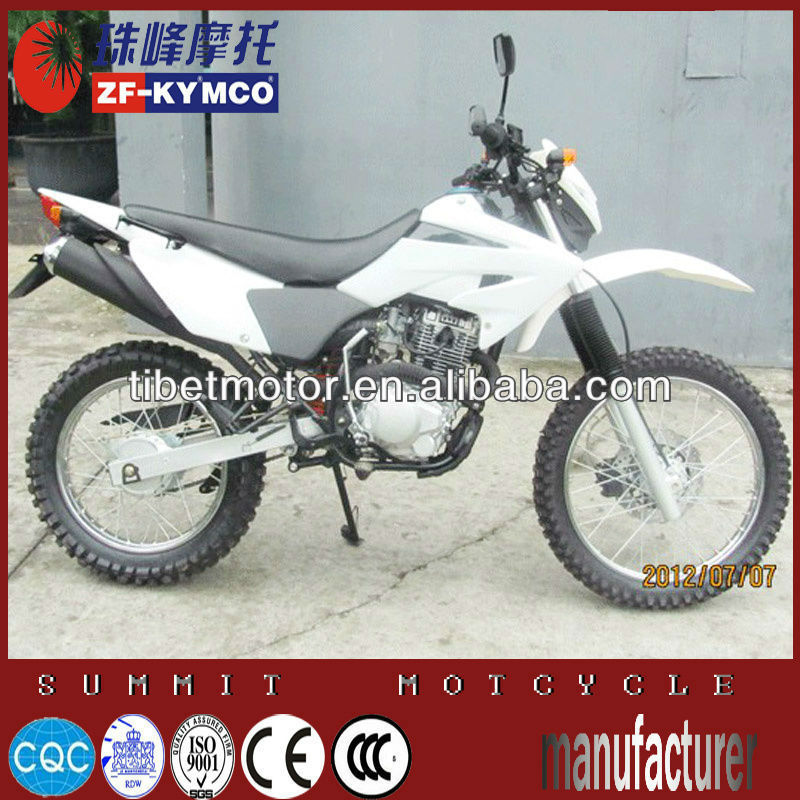 High quality wholesale 4 stroke dirt bike 200cc for sale ZF200GY-4