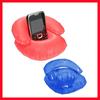 2014 New style pvc inflatable mobile phone holder