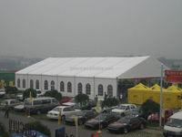 Fashion White PVC Cover Party Tent