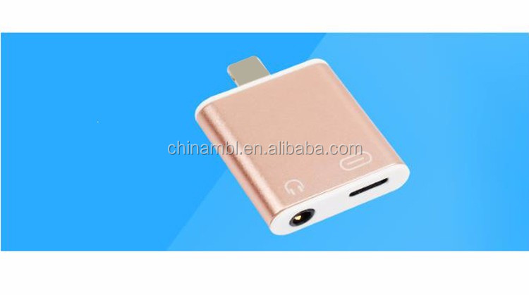 New 3.5mm Adapter for iPhone 7 Headphone Charger, for iPhone 7 Jack Converter