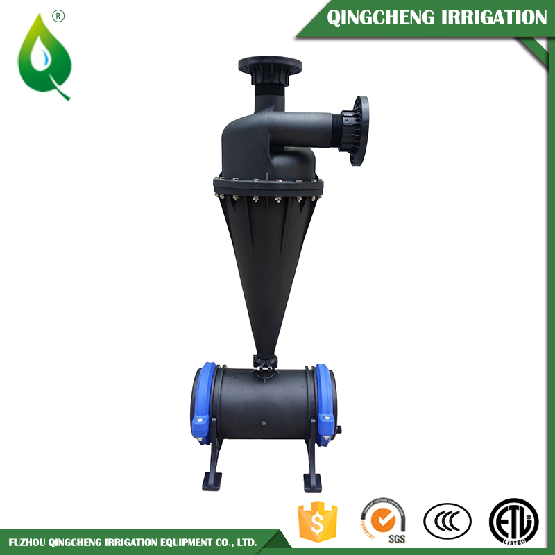 Plastic Centrifugal Sand Filter For Irrigation