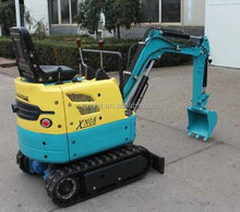 Hot sale RHINOCEROS 0.8t mini excavator prices XN08