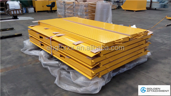 Steel Container Ramps